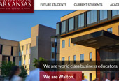 Business College Website